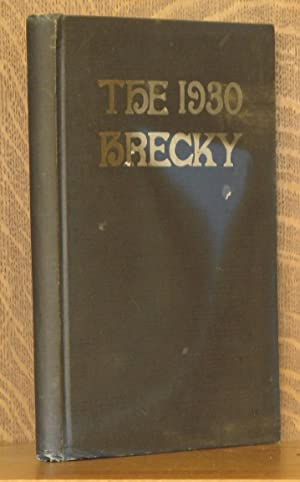 THE BRECKY OF 1930 (CENTRAL HIGH SCHOOL WASHINGTON D.C.) YEARBOOK: various