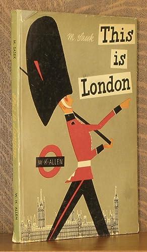 THIS IS LONDON: Miroslav Sasek