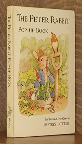 THE PETER RABBIT POP-UP BOOK: Beatrix Potter