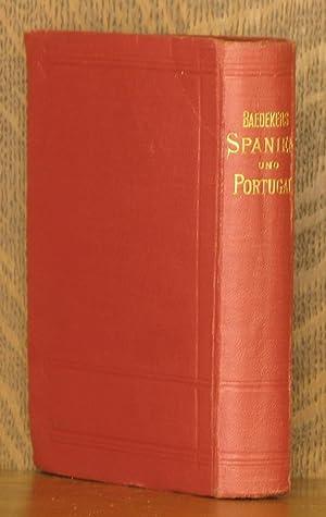 SPANIEN UND PORTUGAL: Karl Baedeker