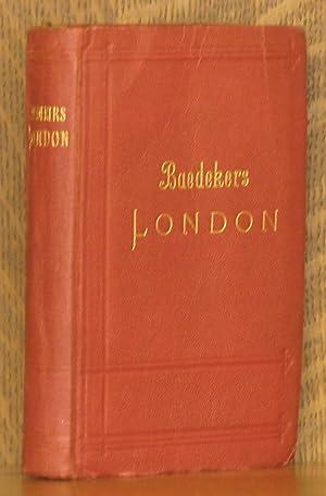 LONDON UND UMEBUNG: Karl Baedeker