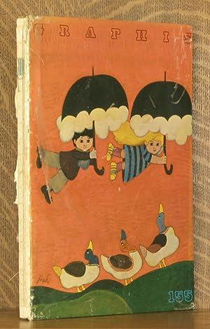 GRAPHIS, AN INTERNATIONAL SURVEY OF CHILDREN'S BOOK ILLUSTRATION, 1971: various