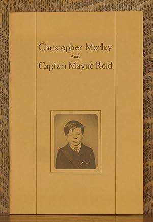 CHRISTOPHER MORLEY AND CAPTAIN MAYNE REID: Frank Morley