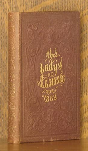 THE LADY'S ALMANAC FOR THE YEAR 1868: anonymous