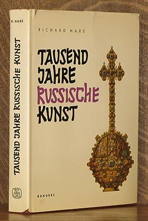 TAUSEND JAHRE RUSSISCHE KUNST: Richard Hare