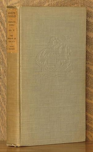 THE MIRROR OF THE SEA [COMPLETE WORKS: Joseph Conrad
