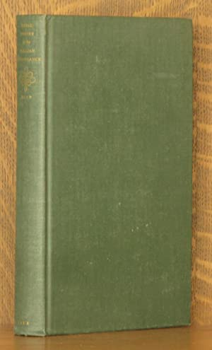 LYRIC POETRY OF THE ITALIAN RENAISSANCE: collected by L.