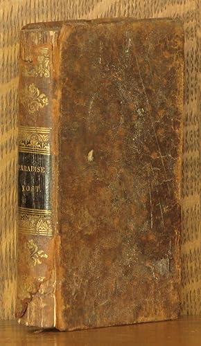 PARADSE LOST - A POEM IN TWELVE BOOKS: John Milton