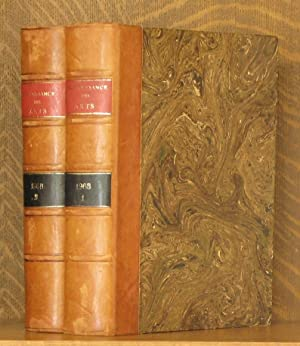 CONNAISSANCE DES ARTS - ALL 12 ISSUES FROM 1965 [NOS. 155-166] BOUND IN 2 VOLUMES: Various