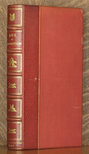 MEMOIRS OF THE LATE JOHN MYTTON, ESQ. OF HALSTON, SHROPSHIRE - WITH NOTICES OF HIS HUNTING, ...