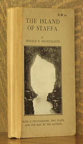 THE ISLAND OF STAFFA: Donald B. MacCulloch