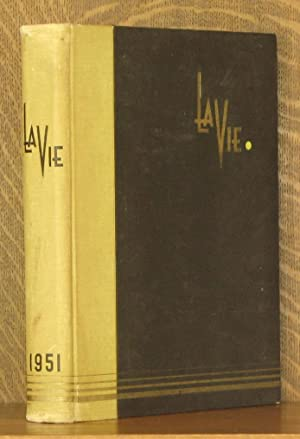 LA VIE, PENNSYLVANIA STATE COLLEGE 1951: various