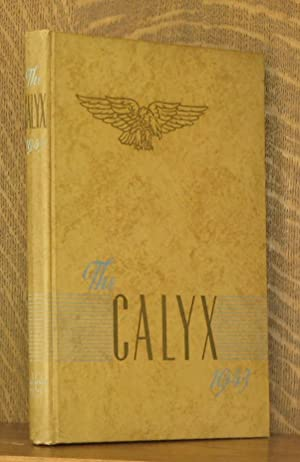 THE CALYX, THE ANNUAL OF WASHINGTON AND LEE, 1943: various