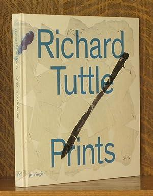 RICHARD TUTTLE, PRINTS (BOWDOIN COLEGE ART MUSEUM): various