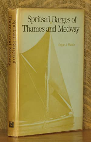 Spritsail Barges of Thames and Medway: Edgar J March
