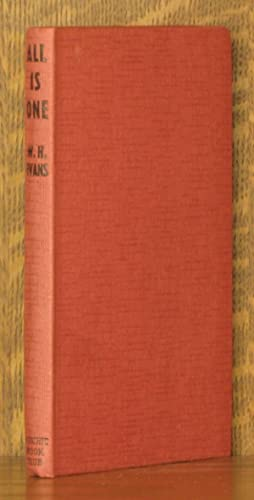 ALL IS ONE: W. H. Evans