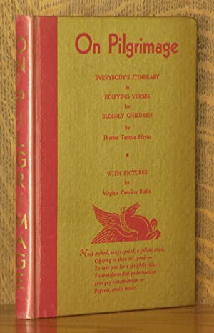 ON PILGRIMAGE: Thomas Temple Hoyne, illustrated by Virginia Carolina Ruffin