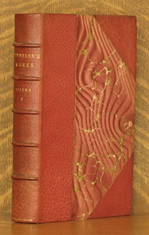 THE WORKS OF ALFRED, LORD TENNYSON, POET LAUREATE [ CONNOISSEUR EDITION] VOLUME X [TEN] ONLY - ...