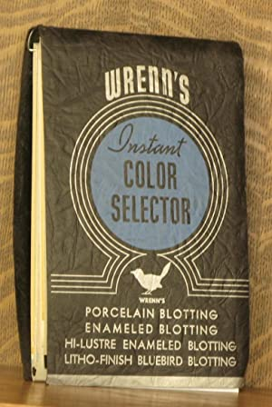 WRENN'S INSTANT COLOR SELECTOR: Anonymous