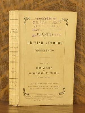 John Verney: Horace Annesley Vachell