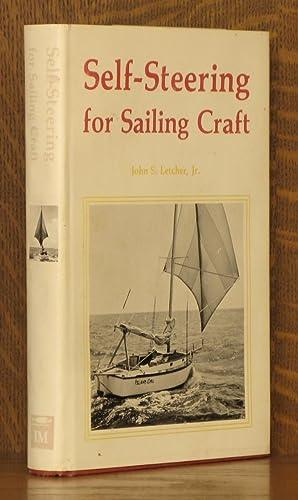 SELF-STEERING FOR SAILING CRAFT: John S. Letcher Jr.
