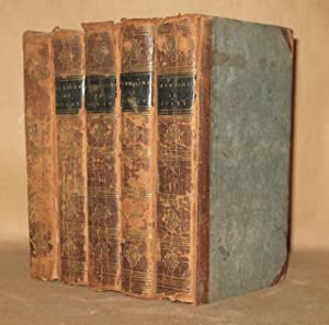 MEMOIRS OF MAXIMILIAN DE BETHUNE DUKE OF SULLY (5 VOLUMES COMPLETE) Prime Minister of Henry the ...