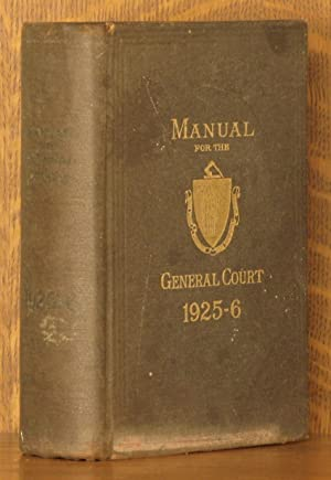 A MANUAL FOR THE USE OF THE: William H. Sanger