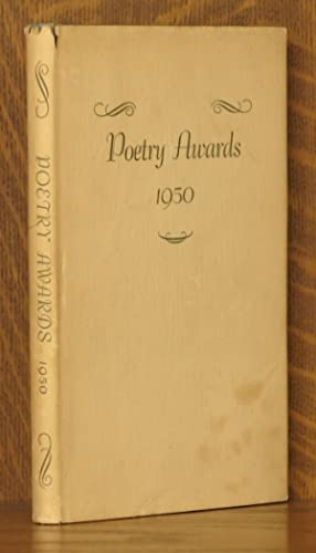 POETRY AWARDS 1950 - A COMPILATION OF ORIGINAL POETRY PUBLISHED IN MAGAZINES OF THE ...