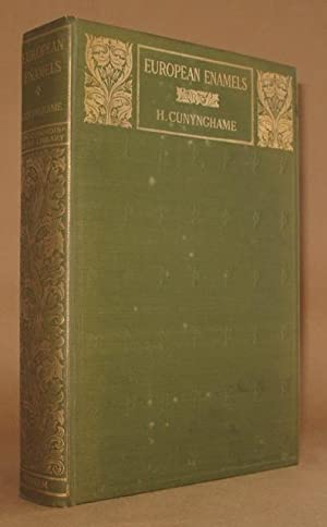 EUROPEAN ENAMELS ( THE CONNOISSEUR'S LIBRARY): Henry H. Cunynghame