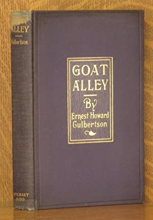 GOAT ALLEY - A TRAGEDY OF NEGRO LIFE: Ernest Howard Culbertson