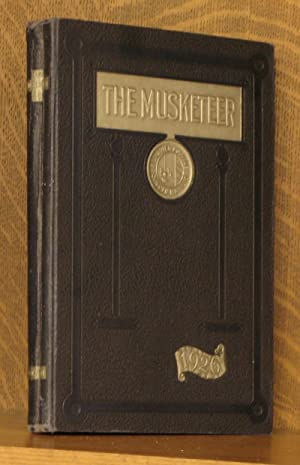 THE MUSKETEER, ST. XAVIER COLLEGE YEARBOOK 1926: anonymous
