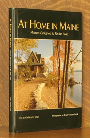 AT HOME IN MAINE, HOUSES DESIGNED TO FIT THE LAND: Christopher Glass