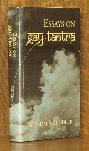 ESSAYS ON GAY TANTRA: William Schindler