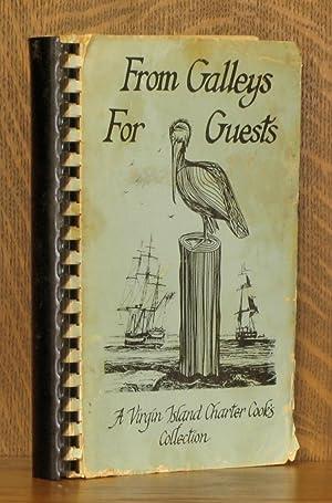 FROM GALLEYS FOR GUESTS, A VIRGIN ISLANDS: Judy Strader Olsen