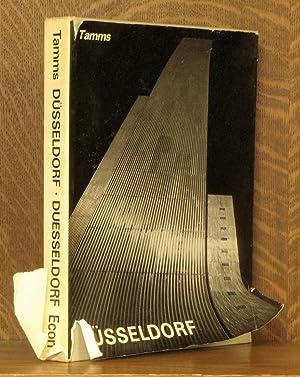 DUESSELDOF: WORK - PLAY - AND PLANNING: Friedrich Tamms, book design by Otto Steinert