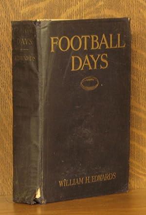 FOOTBALL DAYS: William H. Edwards