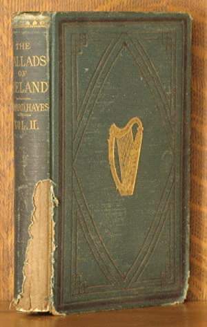 THE BALLADS OF IRELAND, VOL. 2 (INCOMPLETE SET): Edward Hayes