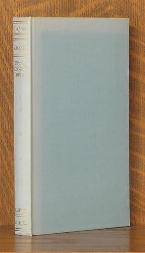MACBETH: William Shakespeare, edited