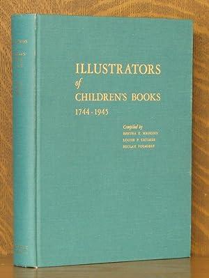 ILLUSTRATORS OF CHILDREN'S BOOKS 1744-1945: various