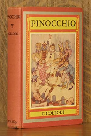 PINOCCHIO: C. Collodi, illustrated by Charles Folkard