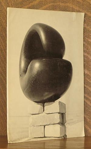 RAFFAEL BENAZZI, GALERIE CHARLES LIENHARD, ZURICH, 1963: Raffael Benazzi