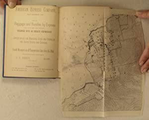 THE BAR HARBOR BLUE BOOK AND MOUNT DESERT GUIDE WITH MAPS AND TABLES 1881: anonymous