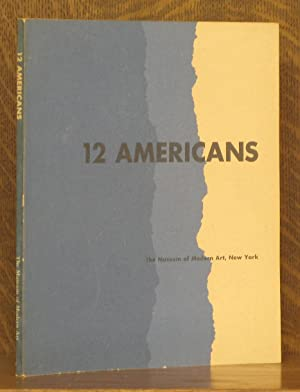 12 AMERICANS: edited by Dorothy C. Miller