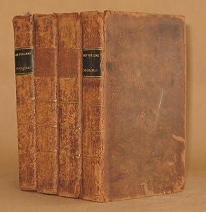 LES VEILLEES DU CHATEAU (4 VOLUMES COMPLETE) ou Cours de Morale a l'Usage des Enfants: ...