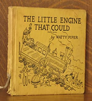 THE LITTLE ENGINE THAT COULD: Watty Piper, illustrated