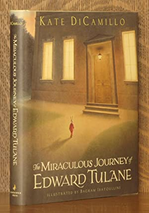THE MIRACULOUS JOURNEY OF EDWARD TULANE: Kate DiCamillo, illustrated