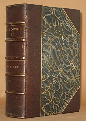 THE DOCTOR &c Complete in One Volume: Robert Southey