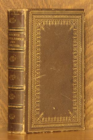 The Poetical Works of Oliver Goldsmith, Tobias Smollett, Samuel Johnson and William Shenstone. With...
