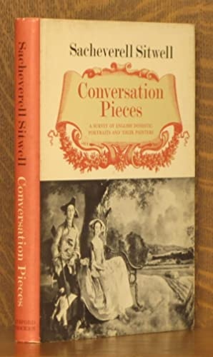 CONVERSATION PIECES - A SURVEY OF ENGLISH: Sacheverell Sitwell, with