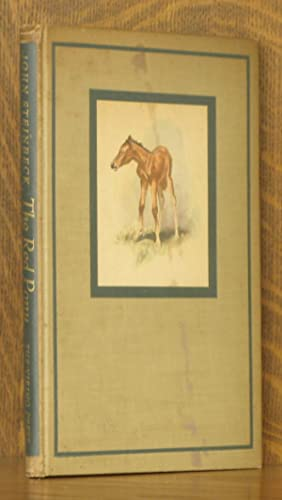 THE RED PONY: John Steinbeck, illustrated